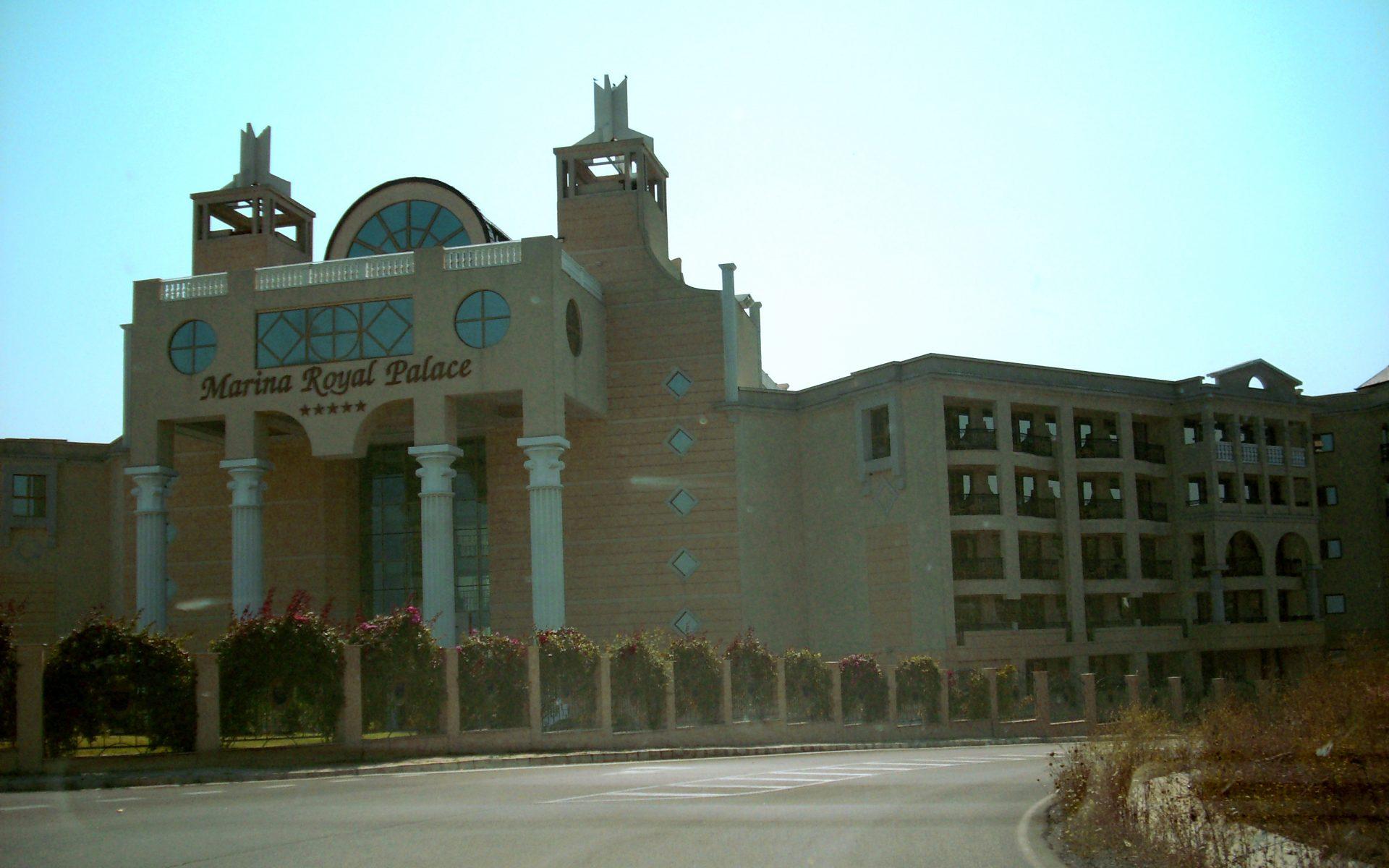 Djuni - Marina Royal Palace