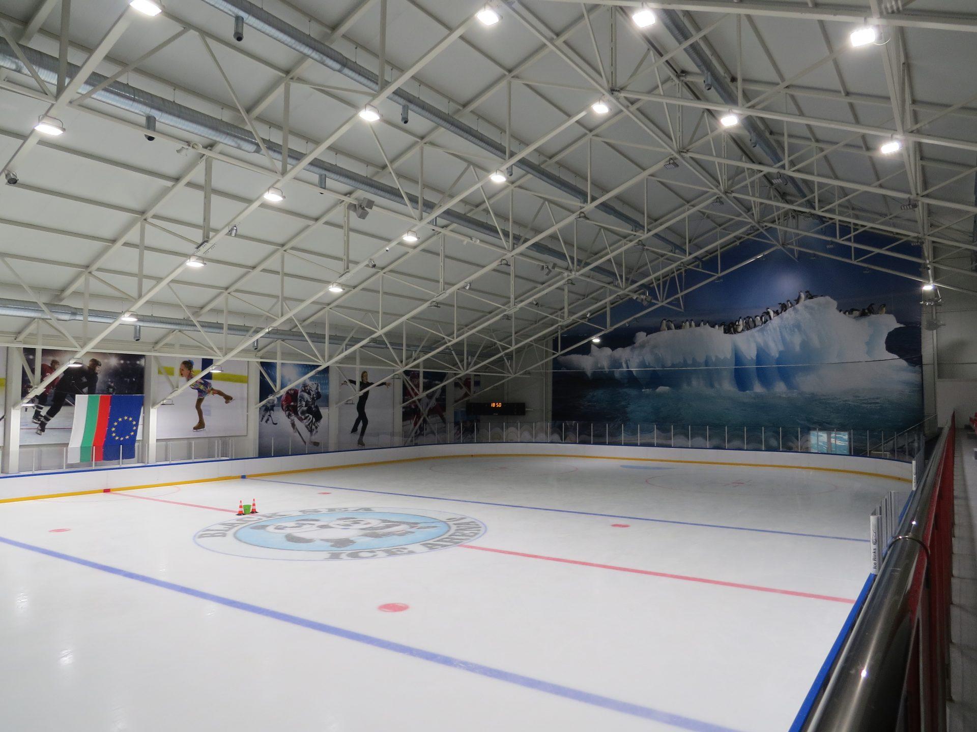 Kranevo - zimní stadion (1)