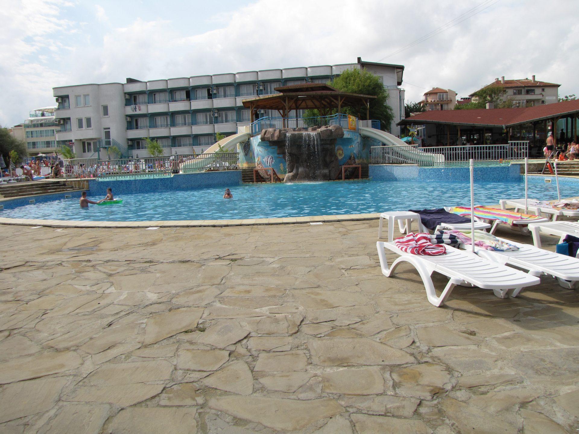 Primorsko - bazén