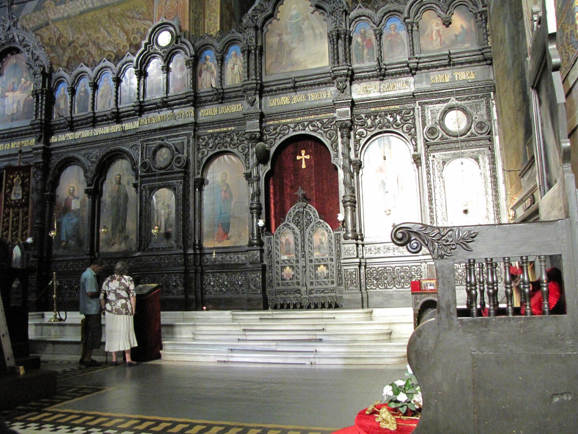 Varna - kostel Sveta bogorodica (2)